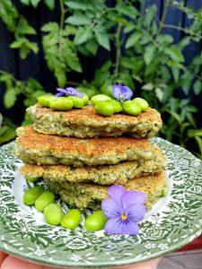 Gecko's Green Pancakes