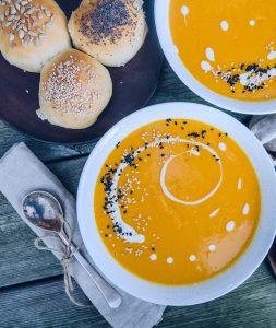 Butternut & Miso Soup